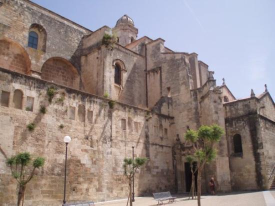 ซาสซารี, อิตาลี: Sardinia, university town Sassari, Duomo di San Nicola May 23, 2009