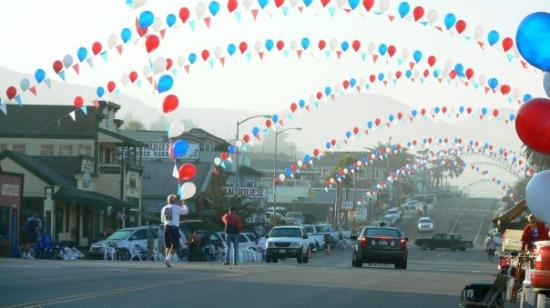 Кейккос, Калифорния: Cayucos, CA 4th of July 2007