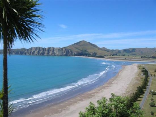 Gisborne, New Zealand: Here's where I live.