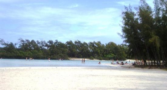 Île Maurice : the beach
