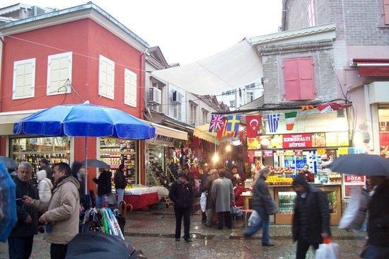 Kemeralti Market
