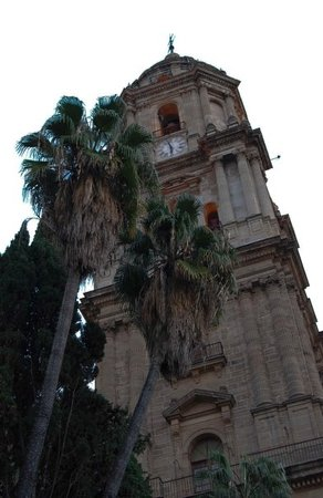 Malaga Cathedral Photo