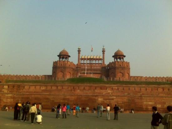 New Delhi, Indien: Red Fort - Dehli