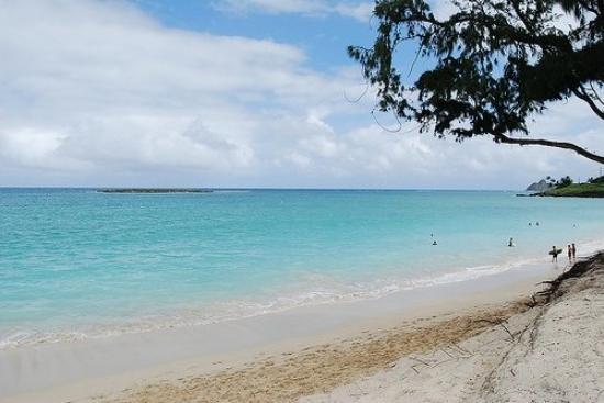 Lanikai Beach: lani kai