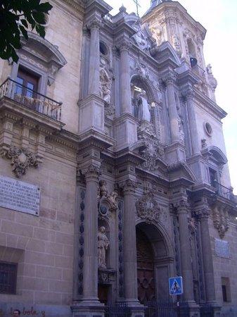 Basilica de Nuestra Senora de las Angustias: Basilica
