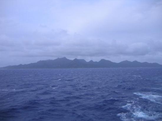 Rarotonga, Cook Islands: Rorotonga, Islas Cook