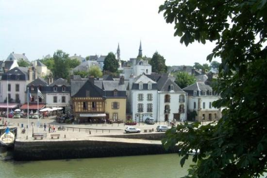 Auray  France St-goustan