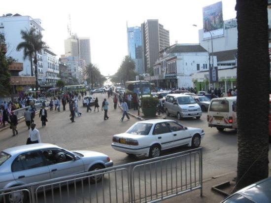 War Memorial Monument, Kenyatta Avenue, Nairobi | Richard ...