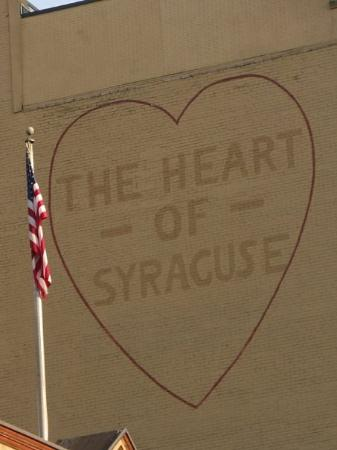 the hearth of Syracuse