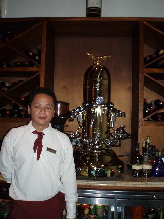 JW Marriott Guanacaste Resort & Spa: The coffee Machine