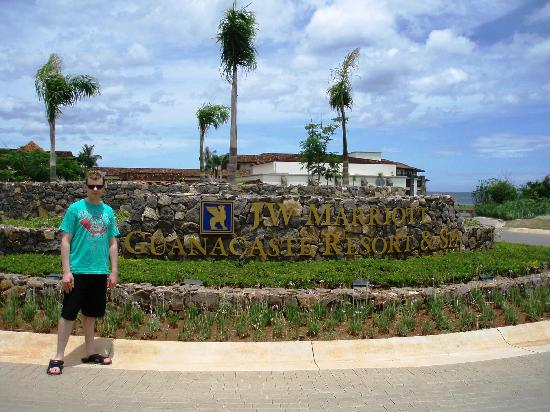 JW Marriott Guanacaste Resort & Spa: Entrance