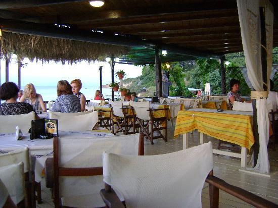 Amboula Restaurant.