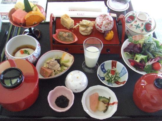 Spa Resort Exes: 朝食