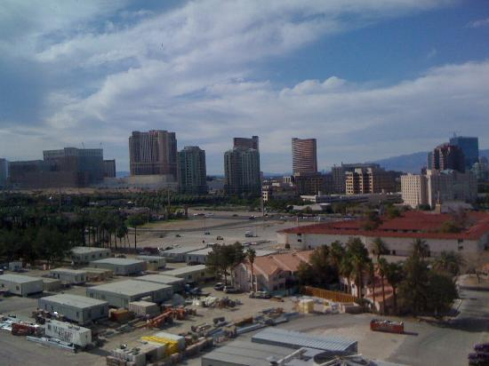 Hard Rock Hotel and Casino Las Vegas: Nice view from the 11th floor