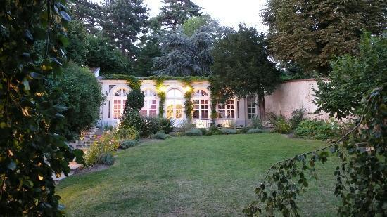 L'Orangerie White-Palacio: Un petit peu de la campagne dans la ville