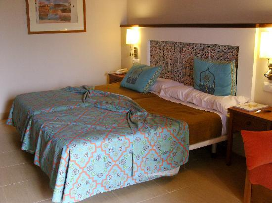Iberostar Saidia: la chambre