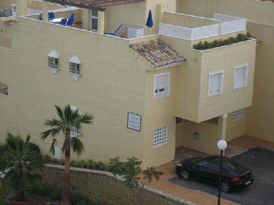 Colina Del Paraiso: Het townhouse
