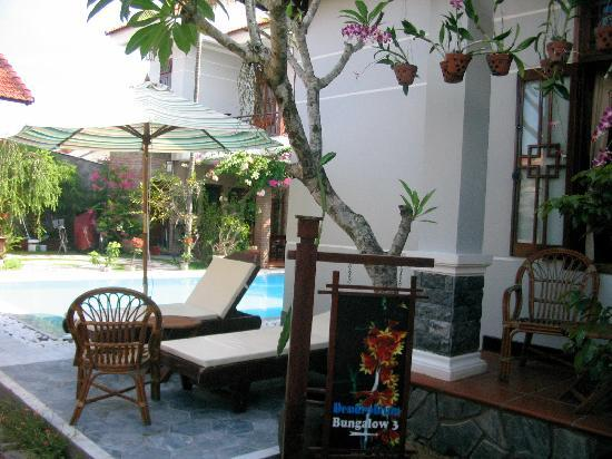 The Hoi An Orchid Garden Villas: Jardin & piscine