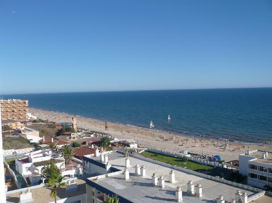 Hotel Flamero: vistas desde la habitación