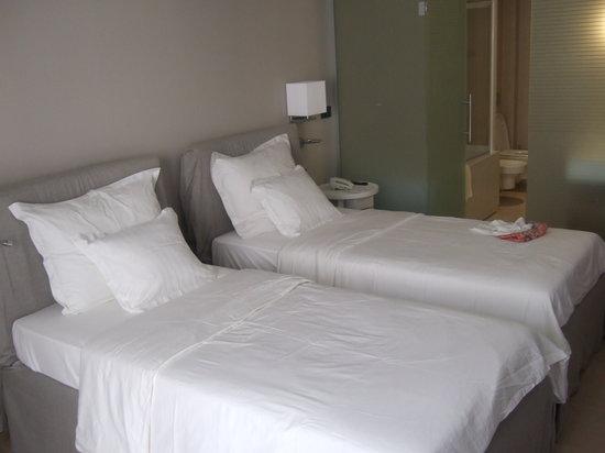 Hotel Osejava: Inside the room
