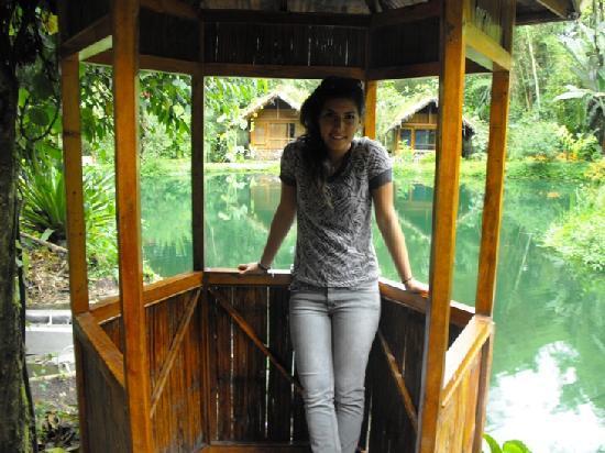 Mindo Lago: en el lago