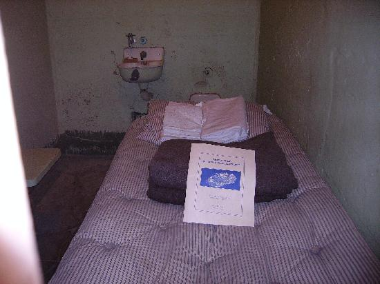 อัลคาทราซ: prison cells