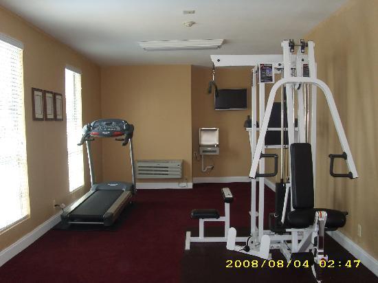 BEST WESTERN, Brady Inn: Fitness Room