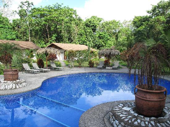 Suizo Loco Lodge Hotel & Resort: la piscina