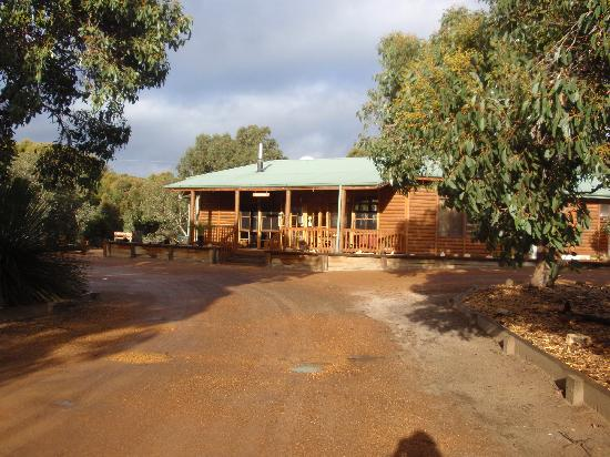 Kangaroo Island Wilderness Retreat: esterno