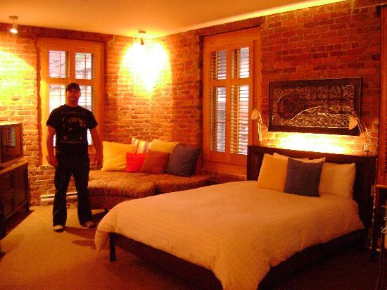 Hotel Le Vincent: vue de la chambre #4