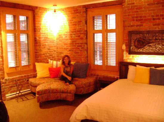 Hotel Le Vincent: magnifique endroit, très chaleureux