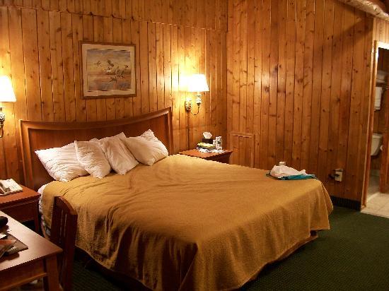 Rodeway Inn: our room