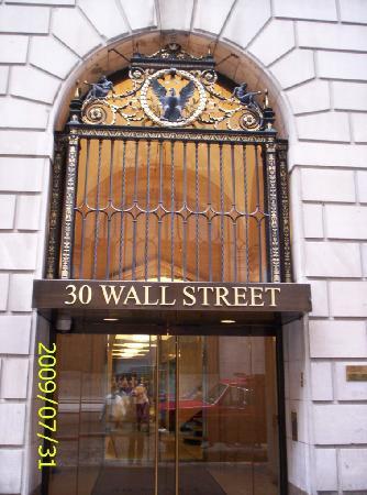 Wall street 30 nadex