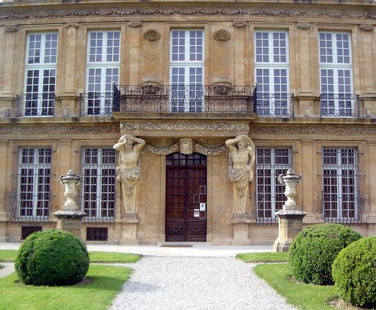 Hotel des Quatre Dauphins: Pavillon Vendome