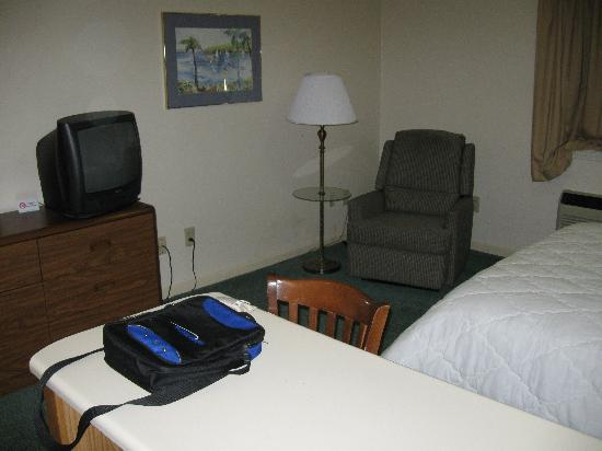 Extended Stay America - Greenville - Haywood Mall : Bedroom area 2