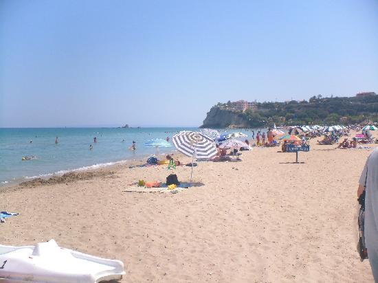 Lovely beach picture of filoxenia hotel tsilivi for Lovely hotel