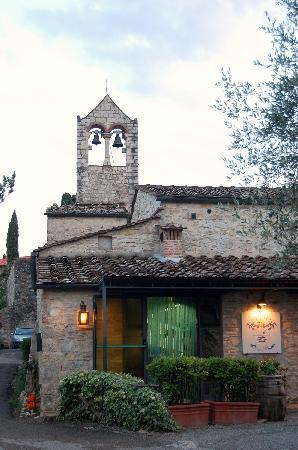 Ristorante Malborghetto : Outside of restaurant