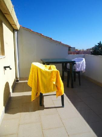 Hotel Mistral: Balcony