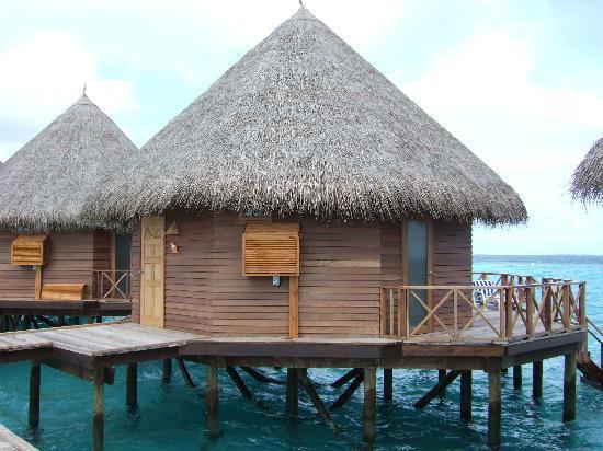 ธัลฮากีรี ไอส์แลนด์ รีสอร์ท แอนด์ สปา มัลดีฟส์: New water villa