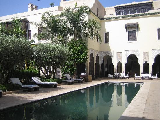 Piscina photo de la villa des orangers h tel for La villa des orangers