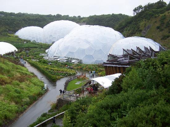 Stowford Guest House: eden project