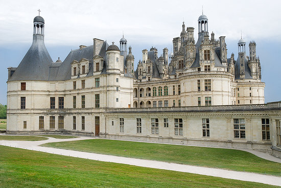 Loire Valley, Frankrike: Chambord, usphotogroup.com