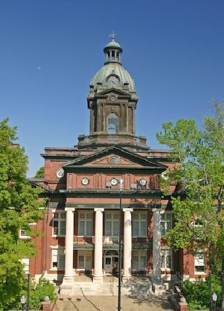 นิวแนน, จอร์เจีย: 1904 Coweta County Courthouse