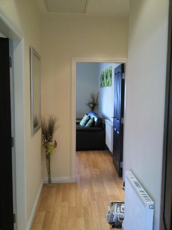 Dee Street City Center Apartments: Hallway - Apartment D