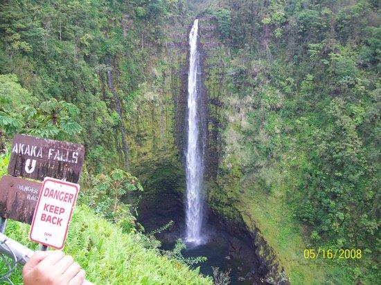 Pepeekeo, HI: Akaka Falls
