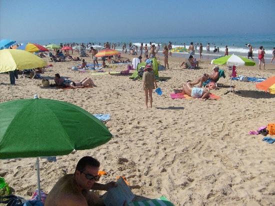 Sol Sancti Petri: Una fenomenal playa a las puertas de los apartamentos