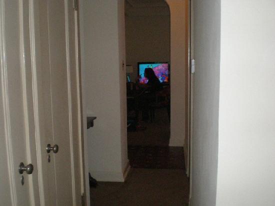 Chateau Marmont : Hallway