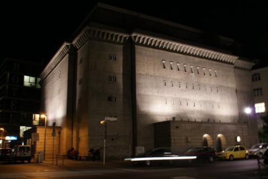 Berlijn, Duitsland: Cárcel?