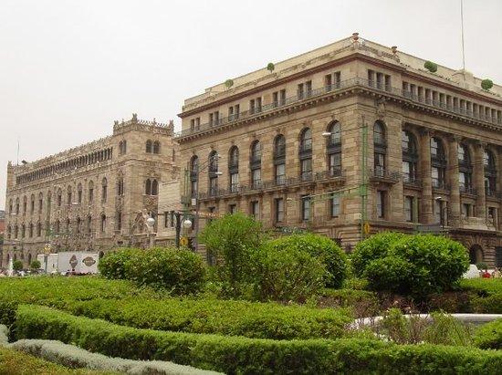市中心邮政局