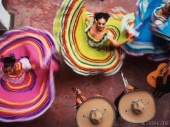 Ballet Folklorico de Mexico: ballet Folklórico de México